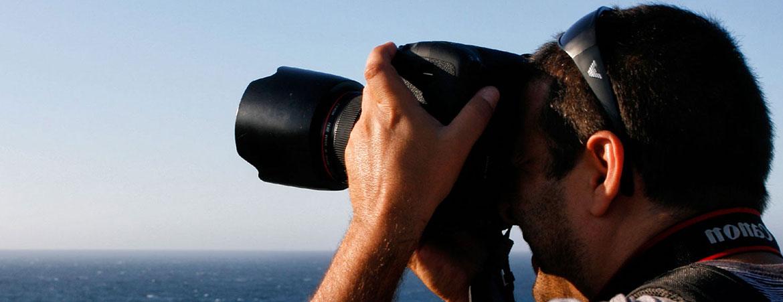 Fotógrafo Valdemoro Sergio Goycoolea
